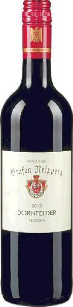 Graf NeippergDornfelder Rotwein trocken Qualit�tswein aus W�rttemberg Jg. 2013Deutschland W�rttemberg Graf Neipperg