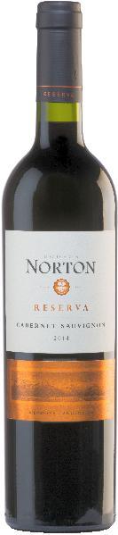 R2200AR010007 Norton Reserva Cabernet Sauvignon 12 Monate in franz. Eiche gereift B Ware Jg.2013