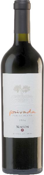 R2200AR010008 Norton Privada Cuvee aus Malbec (40 %), Cabernet Sauvignon (30 %), Merlot (30 %) 16 Monate in franz. Eiche gereift B Ware Jg.2014-15