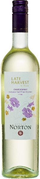 NortonLate Harvest Chardonnay Natural Sweet Jg. 2016Argentinien Mendoza Norton