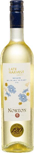 NortonLate Harvest Moscato Natural Sweet Jg. 2016Argentinien Mendoza Norton