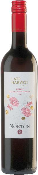 NortonLate Harvest Merlot Natural Sweet Jg. 2016Argentinien Mendoza Norton