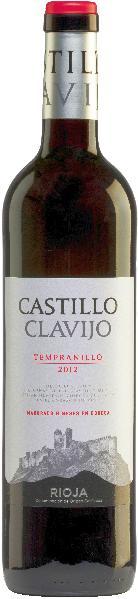 Criadores de RiojaCastillo Clavijo Tempranillo Jg. 2013-2014Spanien Rioja Criadores de Rioja