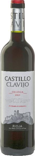 Criadores de RiojaCastillo Clavijo Crianza Jg. 2012Spanien Rioja Criadores de Rioja