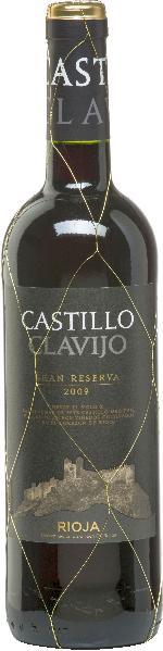AlberiteCastillo Clavijo Gran Reserva TintoSpanien Rioja Alberite