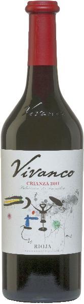 VivancoCrianza Jg. 2011Spanien Rioja Vivanco