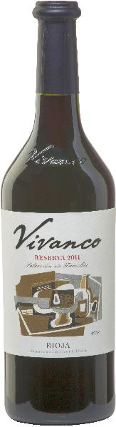 VivancoReserva Jg. 2010Spanien Rioja Vivanco