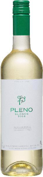 AgronavarraPleno Blanco Jg. 2016 Cuvee aus Chardonnay (60 %), Viura (40 %)Spanien Navarra Agronavarra