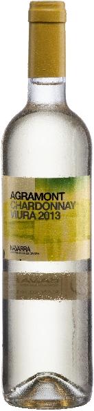 AgronavarraAgramont Chardonnay Viura Jg. 2015Spanien Navarra Agronavarra