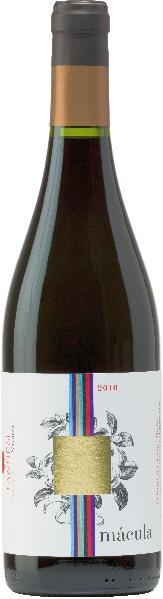 TandemMacula Jg. 2010-12 Cuvee aus Cabernet Sauvignon (50 %), Merlot (50 %) 26 Monate in franz. Eiche gereiftSpanien Navarra Tandem