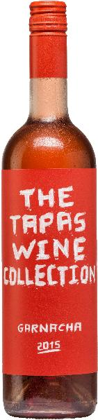 R2200ES137702 Carchelo The Tapas Wine Collection Garnacha Rose B Ware Jg.2016
