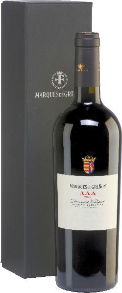 Marques de GrinonDominio de Valdepusa AAA Jg. 2010 30 Monate in franz. Eiche gereiftSpanien Sp.Sonstige Marques de Grinon