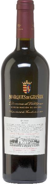 Marques de GrinonDominio de Valdepusa Syrah Jg. 2013Spanien Sp.Sonstige Marques de Grinon