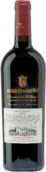 Marques de GrinonDominio de Valdepusa Petit Verdot Jg. 2011Spanien Sp.Sonstige Marques de Grinon