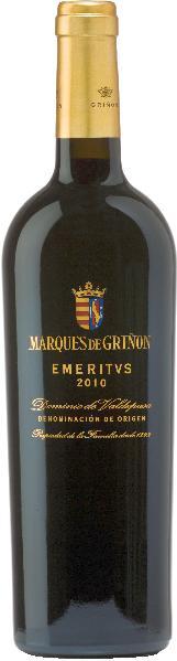 Marques de GrinonDominio de Valdepusa Emeritus Jg. 2008-2010Spanien Sp.Sonstige Marques de Grinon