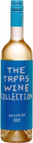 CarcheloThe Tapas Wine Collection Verdejo Jg. 2016-17Spanien Valencia Carchelo