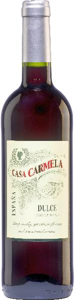 Bodegas CastanoCasa Carmela Dulce Jg. 2015-16 Cuvee aus Monastrell (85 %), Syrah (15 %)Spanien Yecla Bodegas Castano