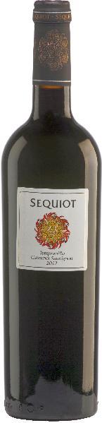 AnecoopSequiot Tempranillo-Cabernet Sauvignon Jg. 2015 Cuvee aus Tempranillo (80 %), Cabernet Sauvignon (20 %)Spanien Valencia Anecoop