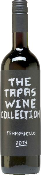 CarcheloThe Tapas Wine Collection Tempranillo Jg. 2016Spanien Valencia Carchelo