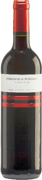 Fontana Bodegas & VinedosRoble Tempranillo & Syrah Jg. 2013-2014Spanien Ucles Fontana Bodegas & Vinedos