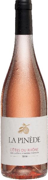 Picard Vins & SpiriteuxLa Pinede Cotes du Rhone Rose Jg. 2014-2015Frankreich Rhone Picard Vins & Spiriteux