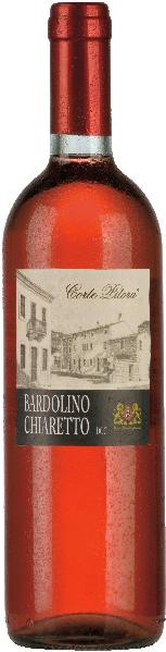 Casa Vinicola BennatiCorte Pitora Bardolino Chiaretto Jg. 2015-16 Cuvee aus Corvina (80 %), Molinara (10 %), Rondinella (10 %)Italien Venetien Casa Vinicola Bennati
