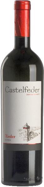 CastelfederLagrein Rieder Jg. 2014Italien Südtirol Castelfeder