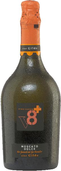 R2200IT063032 Vineyards v8+ Sior Gildo Moscato Dolce Vino Spumante del Tipo Aromatic B Ware Jg.