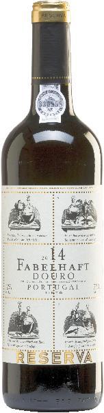 NiepoortFabelhaft Reserva Tinto Jg. 2014 Cuvee aus Andere (30 %), Tinta Amarela (20 %), Touriga Francesa (20 %), Rufete (15 %), Tinta Roriz (15 %) 25 % des Weines 16 Monate in franz. Eiche gereiftPortugal Douro Niepoort