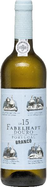 NiepoortFabelhaft Branco Jg. 2015-2016 Cuvee aus Andere, Bical, Codega do Larinho, Dona Branca, Gouveio, Rabigato, Viosinho 25 % des Weines 8 Monate in franz. Eiche gereiftPortugal Douro Niepoort