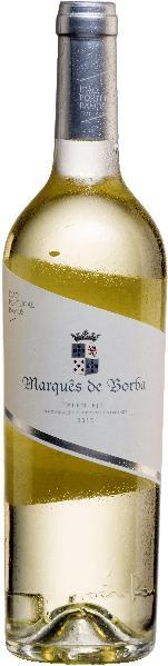 Marques de BorbaBranco Jg. 2016 Cuvee aus Arinto (50 %), Antao Vaz (25 %), Viognier (25 %)Portugal Alentejo Marques de Borba