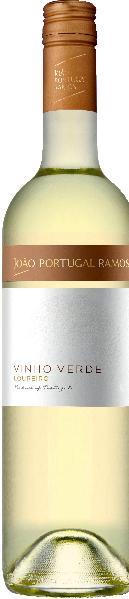 Joao Portugal RamosVinho Verde Loureiro Jg. 2016 Cuvee aus Loureiro (85 %), Alvarinho (15 %)Portugal Alentejo Joao Portugal Ramos