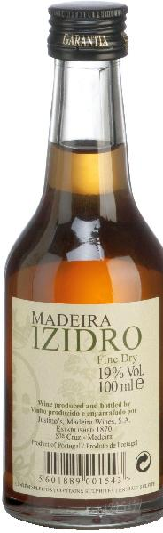 MadeiraIzidro Fine Dry 3 Years OldPortugal Madeira