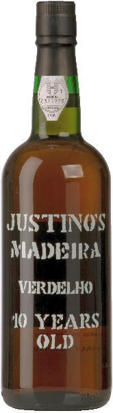 MadeiraVerdelho 10 Years OldPortugal Madeira