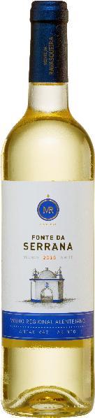 Monte da RavasqueiraFonte da Serrana Branco Jg. 2017 Cuvee aus Antao Vaz, Arinto, SemillonPortugal Alentejo Monte da Ravasqueira