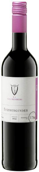 P.J.ValckenbergSpätburgunder Rotwein Qualitätswein trocken Jg. 2015Deutschland Rheinhessen P.J.Valckenberg