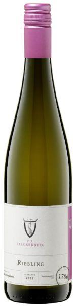R2600100296 P.J.Valckenberg Riesling Qualitätswein süß lieblich  B Ware Jg.2015