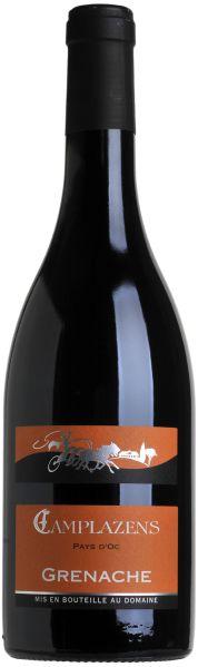 CamplazensGrenache IGP Vin de Pays Chateau  Jg. 2013-14Frankreich S�dfrankreich Languedoc Camplazens
