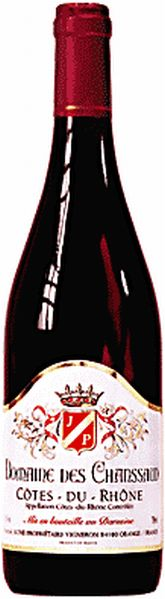 Dom. des ChanssaudCotes du Rhone rouge AOC Domaine de Chanssaud Jg. 2013-14Frankreich Rhone Dom. des Chanssaud