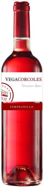 LahozVega Corcoles Rosado Jg. 2014Spanien La Mancha Lahoz