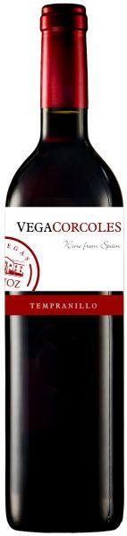 LahozVega Corcoles Tempranillo Joven Jg. 2013-14Spanien La Mancha Lahoz