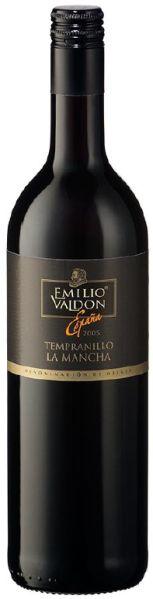 LahozVino Tinto de Emilio Valdon Tempranillo DO Emilio Valdon Jg. 2015Spanien La Mancha Lahoz