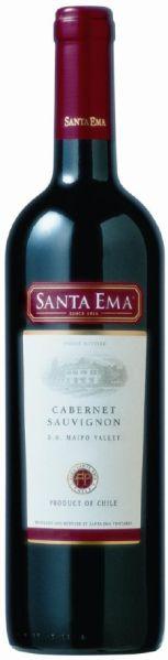 R2600112315 Santa Ema Select Terroir Cabernet Sauvignon Valle del Maipo B Ware Jg.