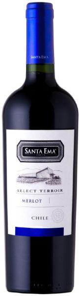 R2600112320 Santa Ema Select Terroir Merlot Valle del Chachapoal DO B Ware Jg.2015