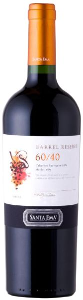 R2600112335 Santa Ema Barrel Select 60-40 Reserve Valle del Cachapoal DO  B Ware Jg.2014
