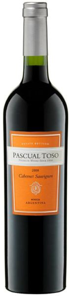 Pascual TosoCabernet Sauvignon Holzfass Jg. 2014 Lieferbar ab ca September 2016Argentinien Mendoza Pascual Toso