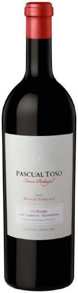 Pascual TosoSuper Premium Finca Pedregal Barrique Jg. 2006Argentinien Mendoza Pascual Toso