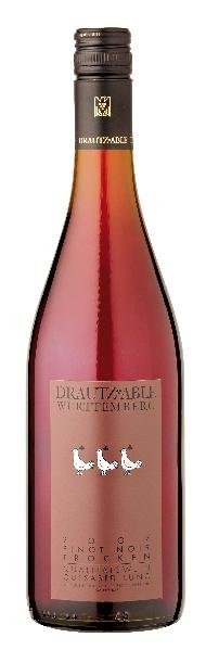 Weingut Drautz AblePinot Noir Drei Trauben Sp�tburgunder QbA trocken  Jg. 2007Deutschland W�rttemberg Drautz Able