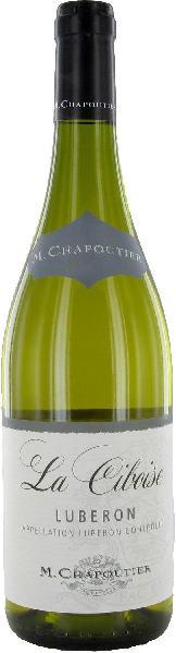 M. ChapoutierLa Ciboise Blanc Luberon AOC Jg. 2016 Cuvee aus Grenache Blanc, Vermentino, Ugni Blanc, RoussanneFrankreich Rhone M. Chapoutier