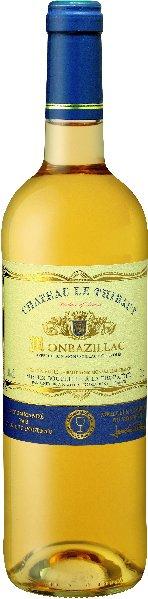 Cht. Le ThibautMonbazillac AOC Jg. 2015 Cuvee aus Semillon, Muscadelle, SauvignonFrankreich Bordeaux Cht. Le Thibaut